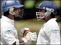 Sri Lanka's key pair took the score from 14-2 to 638-3